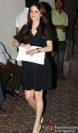 Suzaanne Roshan attends Karan Johar's Birthday Bash