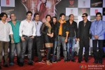 Tusshar Kapoor, Sonakshi Sinha, Imran Khan, Milan Luthria, Akshay Kumar and Jeetendra at Trailer Launch of Once Upon A Time In Mumbaai Again