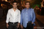 Tusshar Kapoor and Jeetendra at Trailer Launch of Once Upon A Time In Mumbaai Again