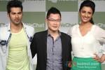 Varun Dhawan And Parineeti Chopra launch 'WeChat' Pic 2