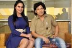 Veena Malik and Rajan Verma at 'Zindagi 50-50' press meet Pic 2
