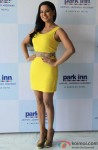 Veena Malik promotes 'Zindagi 50:50' in Jaipur Pic 1