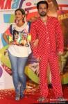 Vidya Balan and Emraan Hashmi unveil 'Lazy Lad' - Ghanchakkar Song