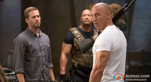 Vin Diesel in Fast & Furious 6 Movie Stills