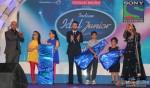 Vishal Dadlani, Shekhar Ravjiani and Shreya Ghoshal at Indian Idol Junior Launch
