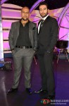 Vishal Dadlani and Shekhar Ravjiani at Indian Idol Junior Launch