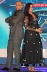 Vishal Dadlani and Shreya Ghoshal at at Indian Idol Junior Launch