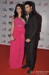 Vivian Dsena at Indian Telly Awards
