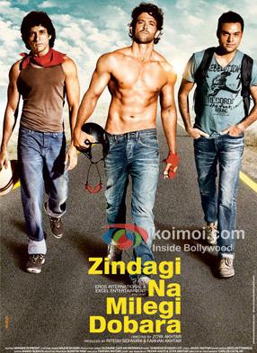 Zindagi Na Milegi Dobaara Movie Poster