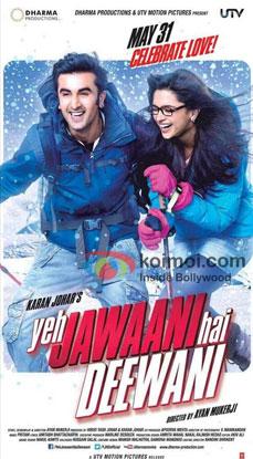 Yeh Jawaani Hai Deewani Movie Poster
