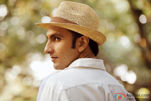 Ranveer Singh in a still from Lootera Movie