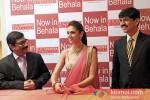 Aditi Rao Hydari Inaugurates 'PC Chandra Jewellers' New Showroom in Kolkata Pic 3