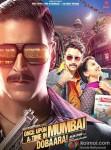 Akshay Kumar, Imran Khan and Sonakshi Sinha in Once Upon A Time In Mumbaai Dobaara! Movie Poster