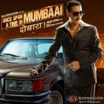 Akshay Kumar in Once Upon A Time In Mumbaai Dobaara! Movie Poster