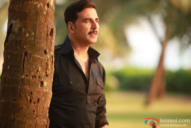 Akshay Kumar in Once Upon A Time In Mumbaai Dobaara! Movie Stills Pic 1