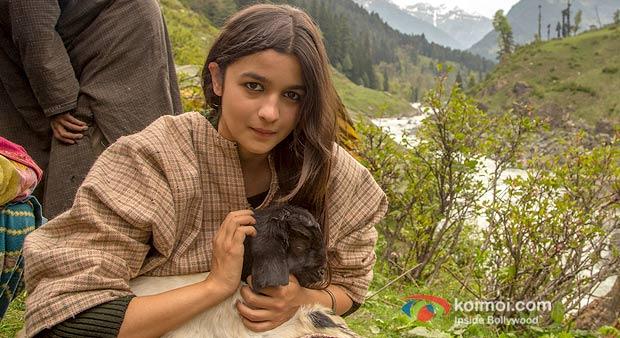 Alia Bhatt in Highway Movie Stills