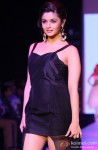 Alia Bhatt walks the ramp at India International Jewellery Week (IIJW)
