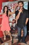 Ameesha Patel and Neil Nitin Mukesh promote 'Shortcut Romeo' Pic 2