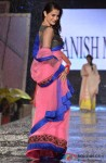 Ameesha Patel at Manish Malhotra's show for CPAA Pic 1