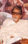 Amitabh Bachchan at Trailer launch of Satyagraha Pic 2