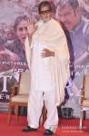 Amitabh Bachchan at Trailer launch of Satyagraha Pic 1