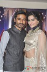 Dhanush And Sonam Kapoor Promote Raanjhanaa On The Sets Of 'Jhalak Dikhla Jaa'