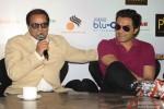 Dharmendra and Bobby Deol at Yamla Pagla Deewana 2 Movie Promotion