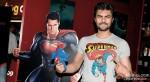 Gaurav Chopra attend 'Man Of Steel' Premiere