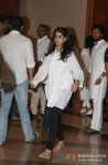 Genelia D'souza And Ritesh Deshmukh At Priyanka Chopra's Father's Prayer Meet