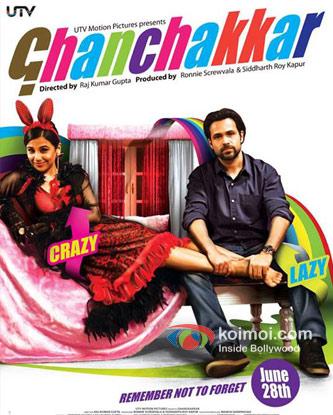 Ghanchakkar Movie Poster