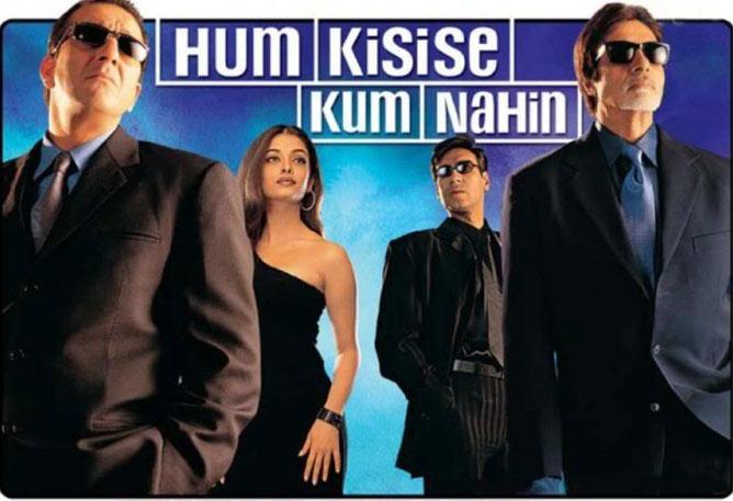 Hum Kisise Kum Nahin Movie Poster