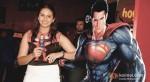 Huma Qureshi attend 'Man Of Steel' Premiere