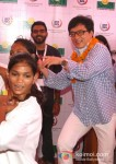 Jackie Chan visits Smile Foundation India Pic 3