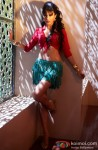Jacqueline Fernandez gives a sizzling pose