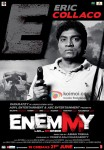 Johnny Lever in Enemmy Movie Poster