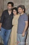 Karan Johar, Kiran Rao And Anand Gandhi At The Ship of Theseus Screening