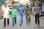Kay Kay Menon, Johnny Lever, Sunil Shetty, Mithun Chakraborty and Mahaakshay Chakraborty in Enemmy Movie Stills