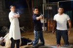 Kay Kay Menon, Sunil Shetty and Mahaakshay Chakraborty in Enemmy Movie Stills