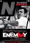 Kay Kay Menon in Enemmy Movie Poster