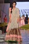 Krishika Lulla at Manish Malhotra's show for CPAA