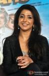 Krishika Lulla At Launches of Bajatey Raho First Look