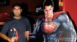 Kunal Roy Kapoor attend 'Man Of Steel' Premiere