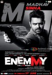 Mahaakshay Chakraborty in Enemmy Movie Poster