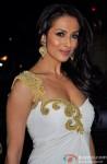 Malaika Arora at 56th Idea Filmfare Awards 2011