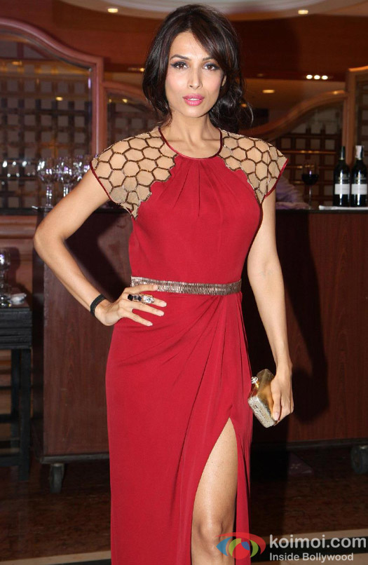 Malaika Arora at the launch of The Indian Film Festival of Melbourne 2013
