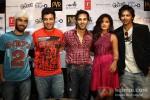 Manjot Singh, Varun Sharma, Pulkit Samrat, Richa Chadda, Ali Fazal promote 'Fukrey' in New Delhi