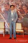 Manoj Bajpai At Trailer launch of Satyagraha Pic 1