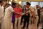 Murli Sharma, Prakash Raj, Mukesh Tiwari and Sanjay Dutt in Policegiri Movie Stills