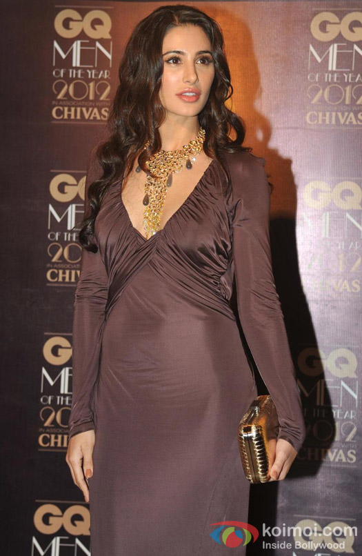 Nargis Fakhri at GQ Men Of The Year Awards 2012