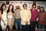 Neha Sharma, Kristina Akheeva, Sunny Deol, Dharmendra, Bobby Deol and Sangeeth Sivan at Yamla Pagla Deewana 2 Movie Promotion
